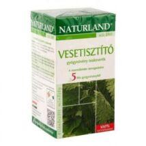Naturland vesetisztító tea 20 filteres