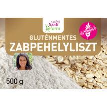 Szafi Reform Gluténmentes zabpehelyliszt 500 g