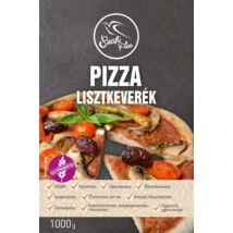 Szafi Free Pizza lisztkeverék 1000g (gluténmentes, tejmentes, tojásmentes, maglisztmentes, zsírszegény, vegán)