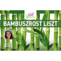 Szafi Reform Bambuszrost liszt (gluténmentes, paleo, vegán) 300 g