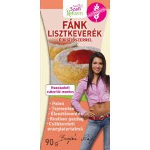 Szafi Reform Fánk lisztkeverék édesítőszerrel (gluténmentes) 90 g