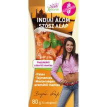 Szafi Reform Indiai álom szósz alap (tikka masala alap) (gluténmentes, tejmentes, mesterséges adalékanyagtól mentes) 80g