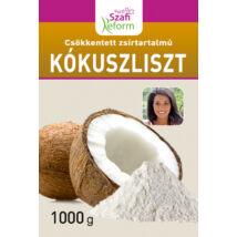 Szafi Reform csökkentett zsírtartalmú kókuszliszt (gluténmentes) 1000g