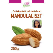 Szafi Reform csökkentett zsírtartalmú mandulaliszt 250 g
