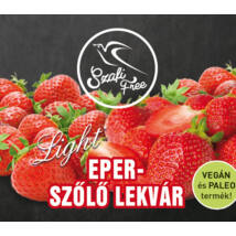 Szafi Free Eper-szőlő lekvár 350g