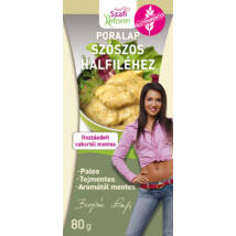 Szafi Reform Szószos halfilé alap - KAPROS (gluténmentes, tejmentes, tojásmentes, paleo) 80 g