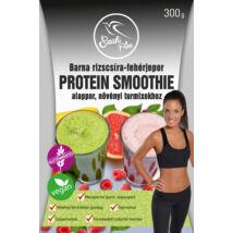 Szafi Free Barna rizscsíra-fehérjepor protein smoothie  (gluténmentes, vegán) 300g