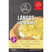 Szafi Free Lángos lisztkeverék 1000 g (gluténmentes, tejmentes, tojásmentes, maglisztmentes, élesztőmentes, vegán)