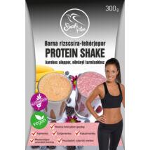 Szafi Free Barna rizscsíra-fehérjepor protein shake  (gluténmentes, vegán) 300g