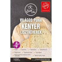 Szafi Free Világos puha kenyér lisztkeverék 1000g (gluténmentes, tejmentes, tojásmentes, maglisztmentes, élesztőmentes, szójamentes, kukoricamentes)