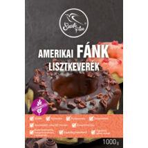 Szafi Free amerikai fánk lisztkeverék (gluténmentes, tejmentes, tojásmentes, élesztőmentes) 1000 g