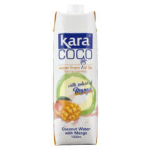 Kara Kókuszvíz Mangóval 1000ml