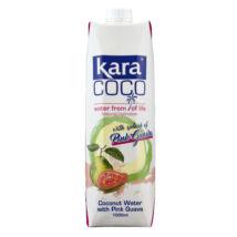 Kara Kókuszvíz Pink Quavaval 1000ml