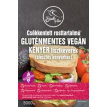 Szafi Free csökkentett rosttartalmú gluténmentes vegán kenyér lisztkeverék (élesztős kenyérhez) 5000 g