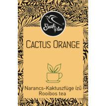 Szafi Free Rooibos Cactus Orange tea 100g