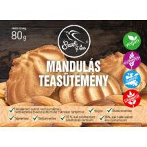 Szafi Free Mandulás teasütemény (gluténmentes) 80g