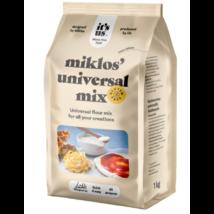 It's us Miklos' univerzális gluténmentes lisztkeverék 1 kg