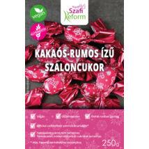 Szafi Reform Kakaós-rumos ízű szaloncukor 250g