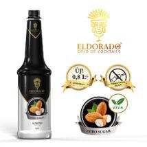 Eldorado cukormentes mandula szirup 0,8 liter
