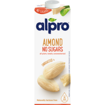 Alpro mandulaital pörköletlen (cukormentes) 1000ml