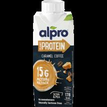 Alpro Protein ital karamell-kávé, 250ml