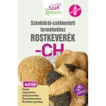 Szafi Reform Szénhidrát-csökkentett termékekhez rostkeverék 1000 g (paleo, gluténmentes)