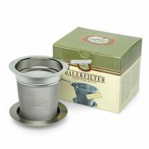 Inox teaszűrő XS méret 5 cm átmérő