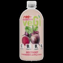 Powerfruit PRO+ VEGI cékla-eper bazsalikom ízű üditíőital 750 ML