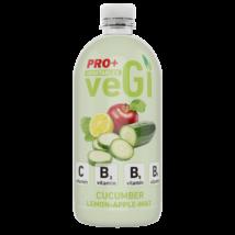 Powerfruit PRO+ VEGI uborka-citrom-menta ízű üditíőital 750 ml