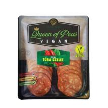 Queen Of Peas vegán tüzes túra szelet 100 g