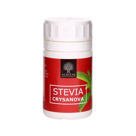 Almitas stevia crysanova por 30 g