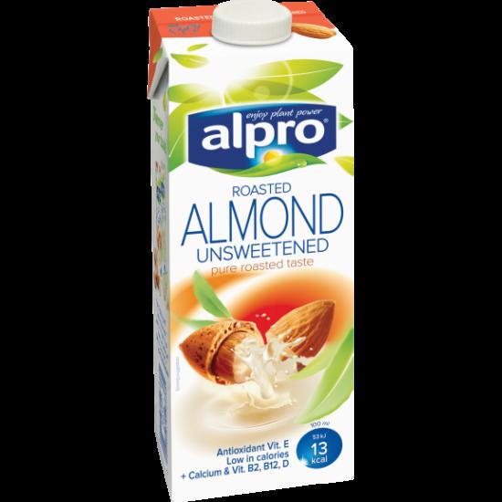 Alpro mandulaital (cukormentes) 1000ml