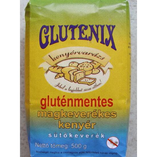 Glutenix  gluténmentes Magkeverékes kenyér lisztkeverék 500 g