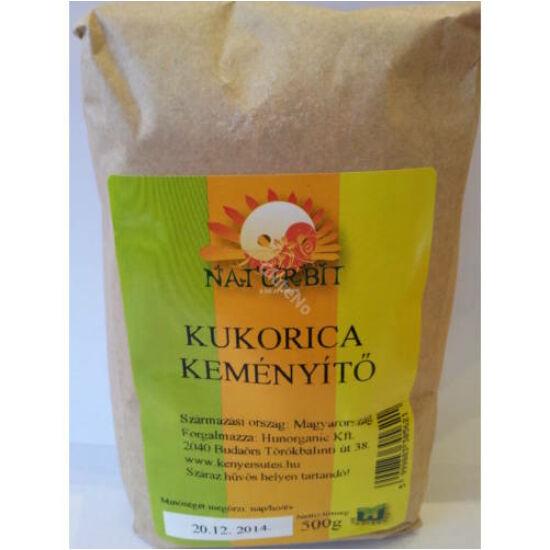 Naturbit Gluténmentes Kukorica Keményítő 500g