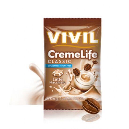 VIVIL CremeLife hozzáadott cukormentes kávés cukor 40 g