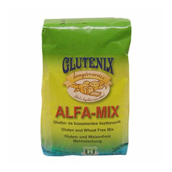 Glutenix gluténmentes Alfa-mix Liszt (Tej-, Tojás-, Szójamentes) 1 kg