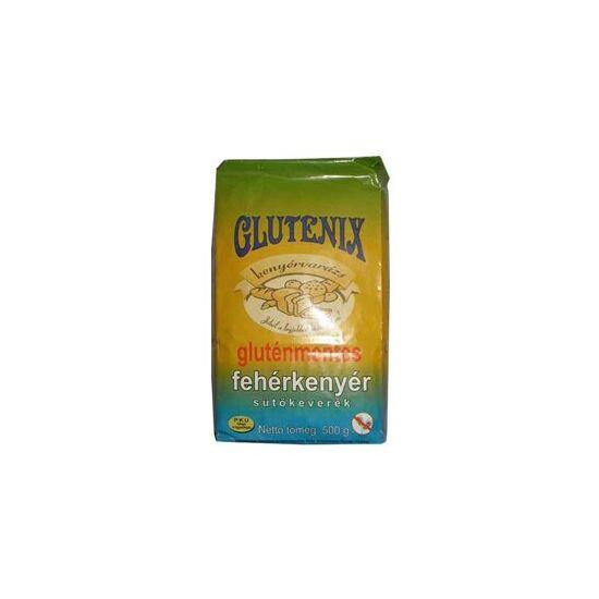 Glutenix gluténmentes fehér kenyér lisztkeverék 500 g
