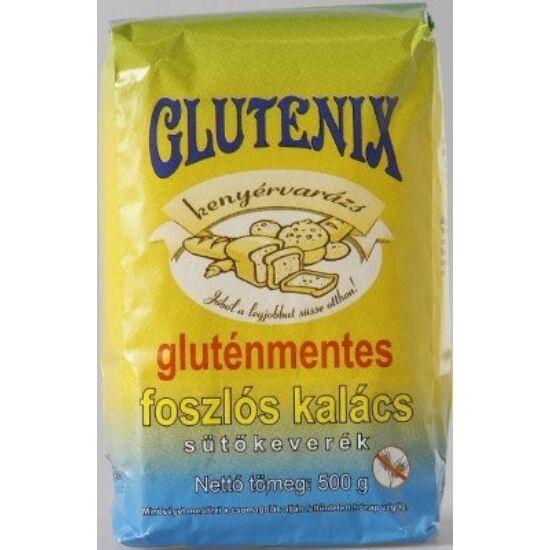 Glutenix gluténmentes Foszlós kalács lisztkeverék 500 g