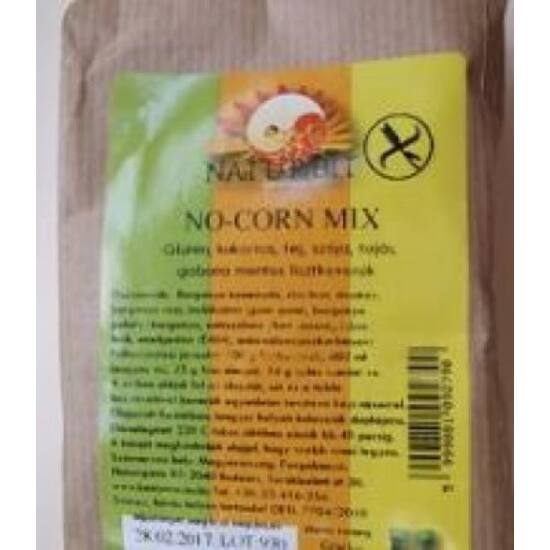 Naturbit Gluténmentes, No-Corn Mix 500 g