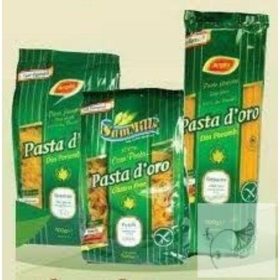 Pasta d'oro Gluténmentes, Tojásmentes FODROS KOCKA Tészta 500 g