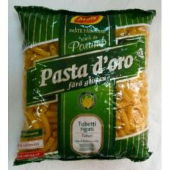 Pasta d'oro Gluténmentes, Tojásmentes PENNE Tészta 500 g