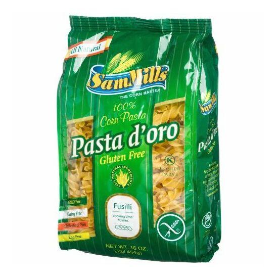 Pasta d'oro Gluténmentes, Tojásmentes ORSÓ Tészta 500 g