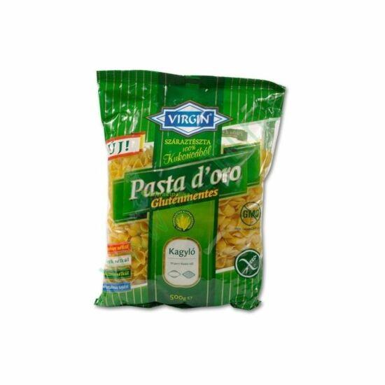 Pasta d'oro Gluténmentes, Tojásmentes KAGYLÓ Tészta 500g