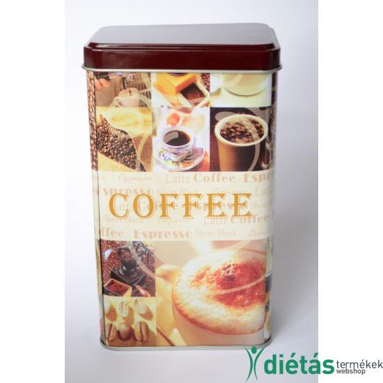 Kávé tartó doboz (15*8 cm)