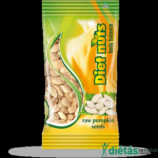 Diet Nuts Natúr Tökmag 120g