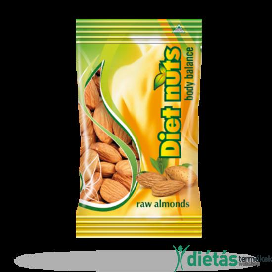 Diet Nuts Natúr Mandula 200g