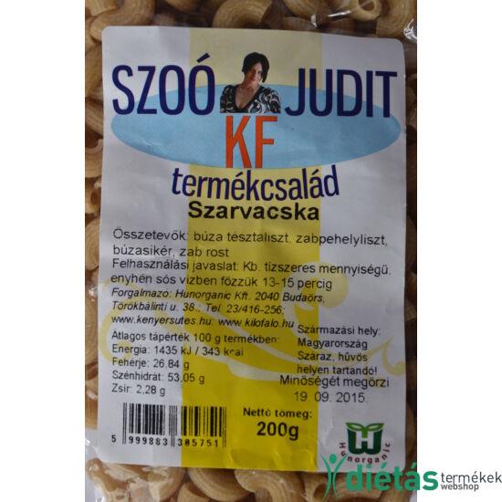 Szoó Judit - Kilófaló - SZARVACSKA tészta (tojásmentes) 200 g