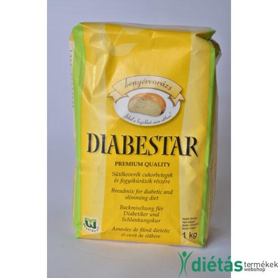DIABESTAR Prémium  Sütőkeverék liszt 1 kg