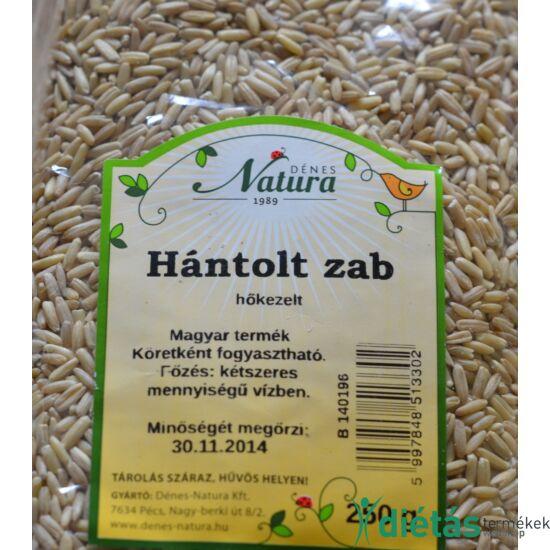 Dénes-Natura Zab hántolt 250 g