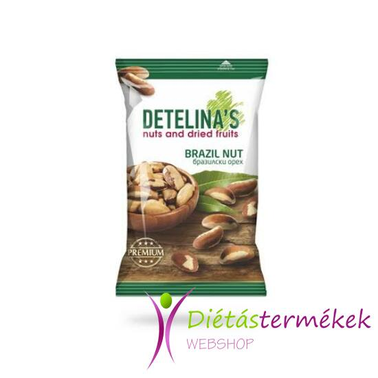 Detelina's Natúr Brazil Dió / Paradió 60 g